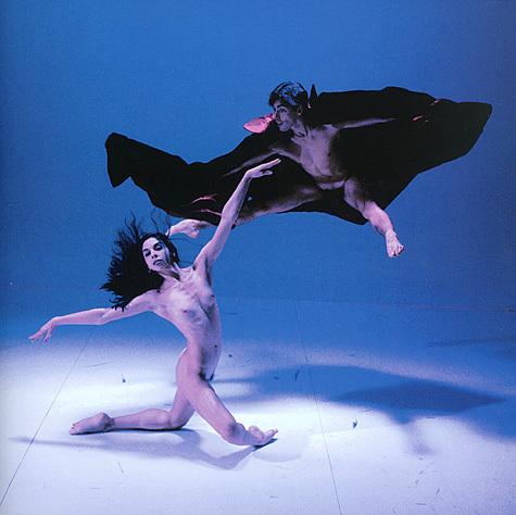 Форме обнаженные фигуры балерин ходит