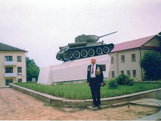 Рядовой Александр Савин