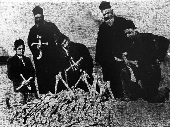 Европарламент вновь призвал Турцию признать геноцид армян - МК