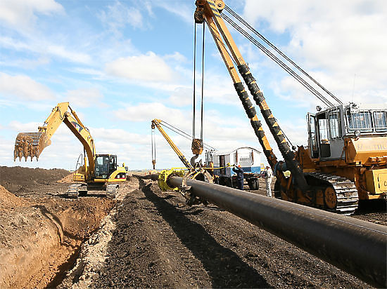 Москва может перечислить Афинам аванс за будущий транзит газа