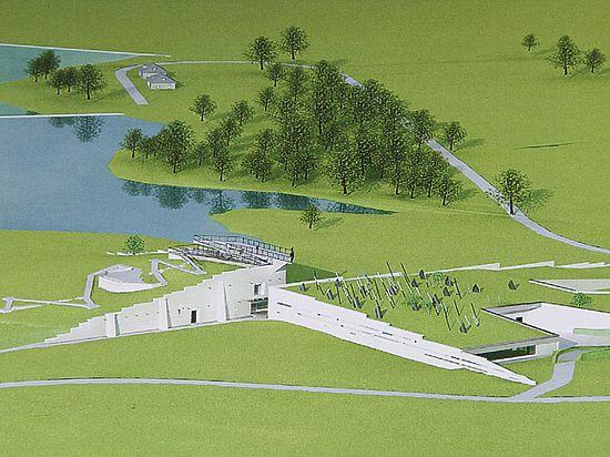 Владимир Гриценко рассказал о строительства музея на Куликовом поле
