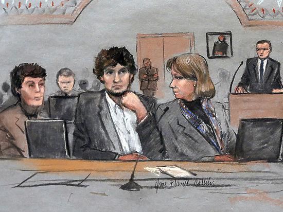 Суд по бостонскому теракту: жертвы Царнаева просят не казнить его