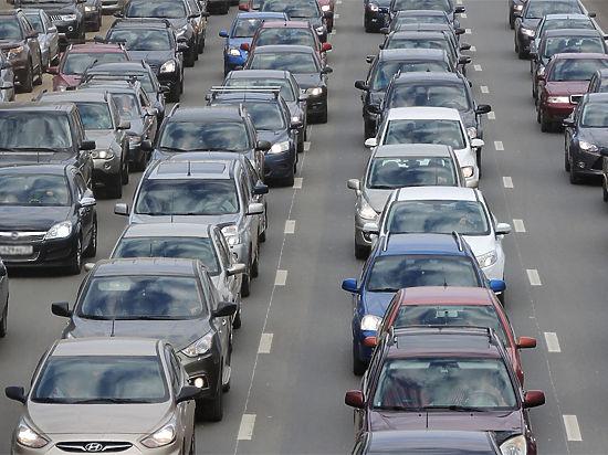 Волоколамское шоссе парализовано из-за обустройства малого кольца МКЖД