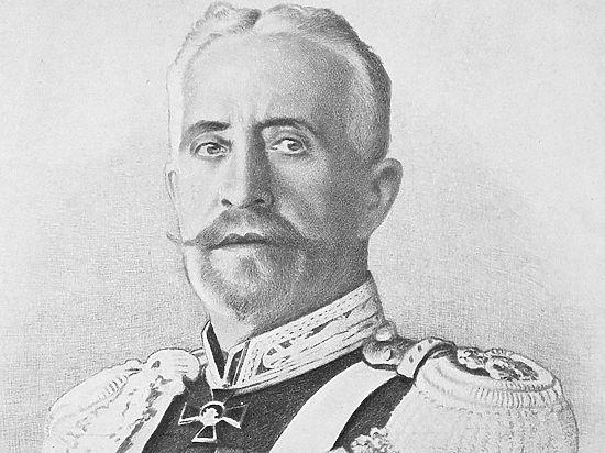 В Россию из Франции привезут прах дяди Николая II