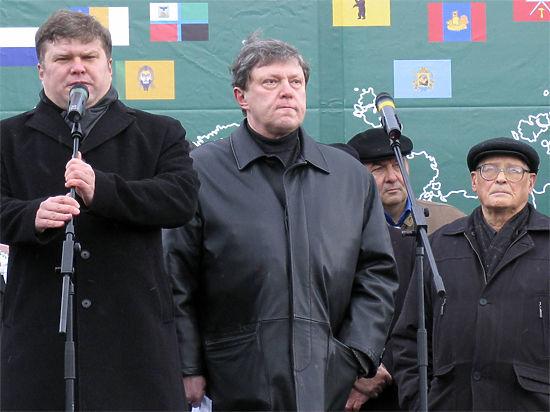 Зачем лидерам либеральной оппозиции «Яблоко»?