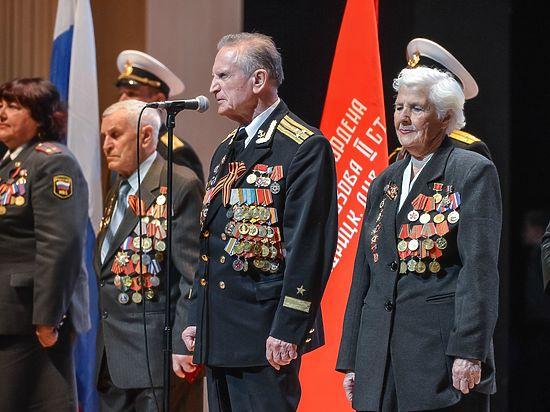 Торжественное собрание в честь 70-летия Дня Победы состоялось в Приморье