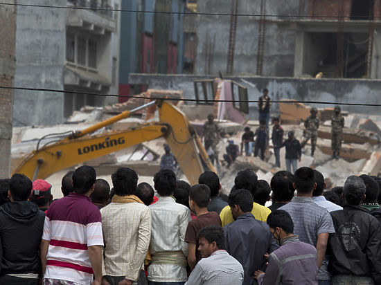 Непал под натиском стихии