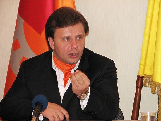 Член Партии регионов Антон Клименко утонул, прыгнув в бассейн