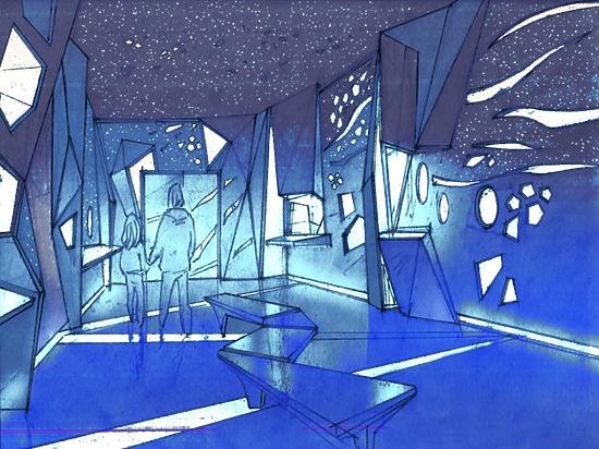 Посетители смогут почувствовать на себе запуск «шаттла» и даже выйти в открытый космос