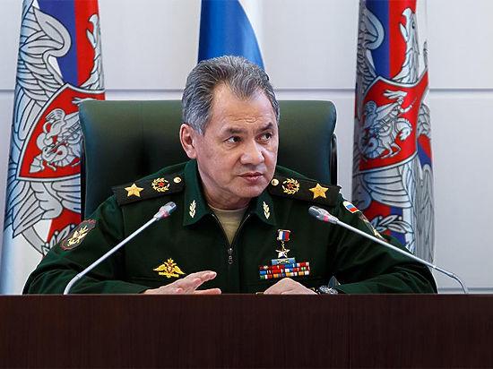 Глава Минобороны РФ приоткрыл завесу над будущим вооружённых сил