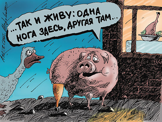 Санкционная битва России и Запада: победители и проигравшие