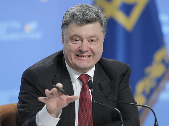 Порошенко: война закончится, когда вернем Крым и Донбасс