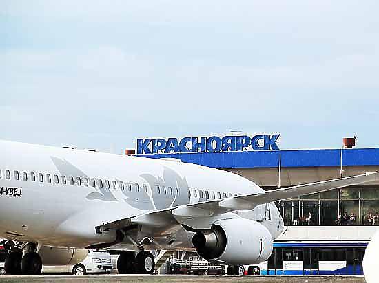 Аэропорт Красноярска выставили на продажу