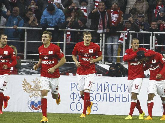 Спартак - Зенит 1:1 - москвичи не смогли выиграть у лидера РФПЛ