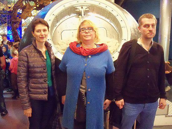 Российские кинематографисты готовятся к съемкам фильма об орбитальной станции «Салют-7»