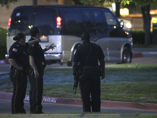 Террористы ИГИЛ атаковали выставочный центр в США