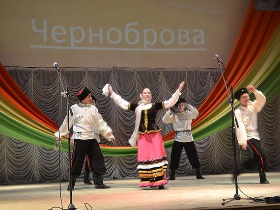 В Ставрополь нагрянула «Шолоховская весна»