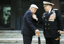 Согласно исследованию ВЦИОМ, градус милитаризма в России заметно снижается