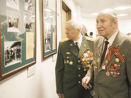 В Мосгордуме открылась выставка свидетельств о Великой Отечественной войне