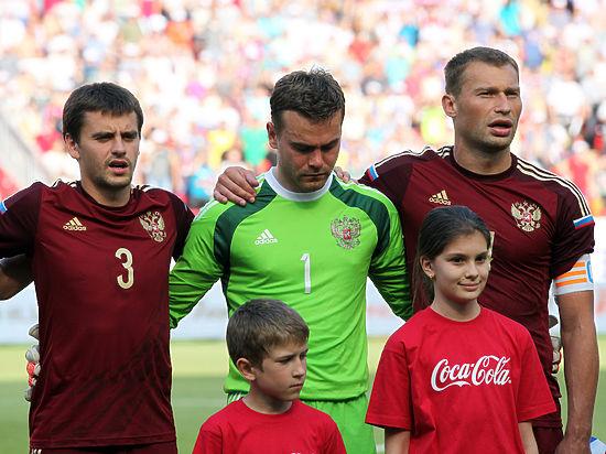 Футбольная сборная России поднялась на 5 мест в рейтинге ФИФА