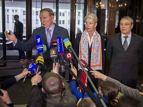 Проблемой Донбасса займутся по частям