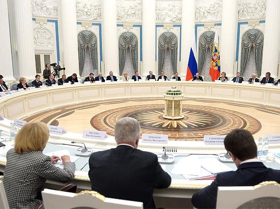 15-летие во власти Путин отметил рабочим совещанием по «майским указам»