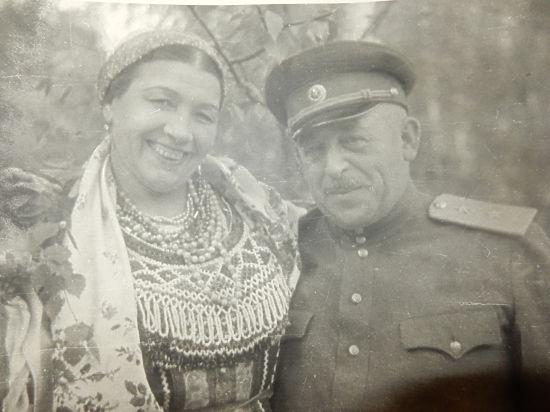 Дочь Лидии Руслановой и генерала Крюкова рассказала о фронтовых буднях