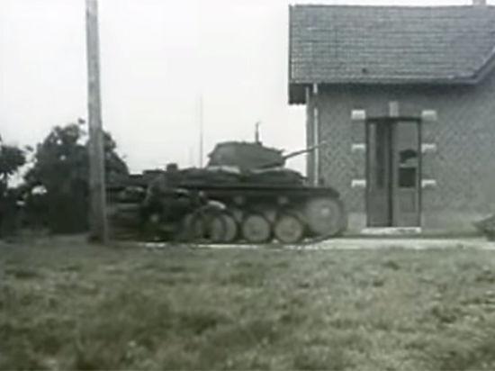 Советские конструкторы придумали необычные способы, как подбить танк