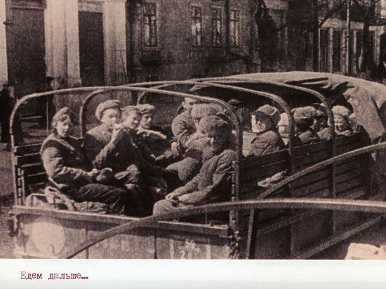 Вахтанговский театр провел 850 дней на войне