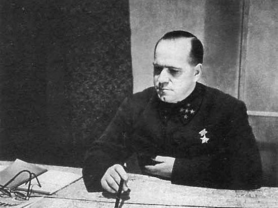 Об этой офицерской шутке маршал Жуков доложил Сталину