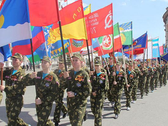 В Татарстане открылась настоящая школа будущих командиров