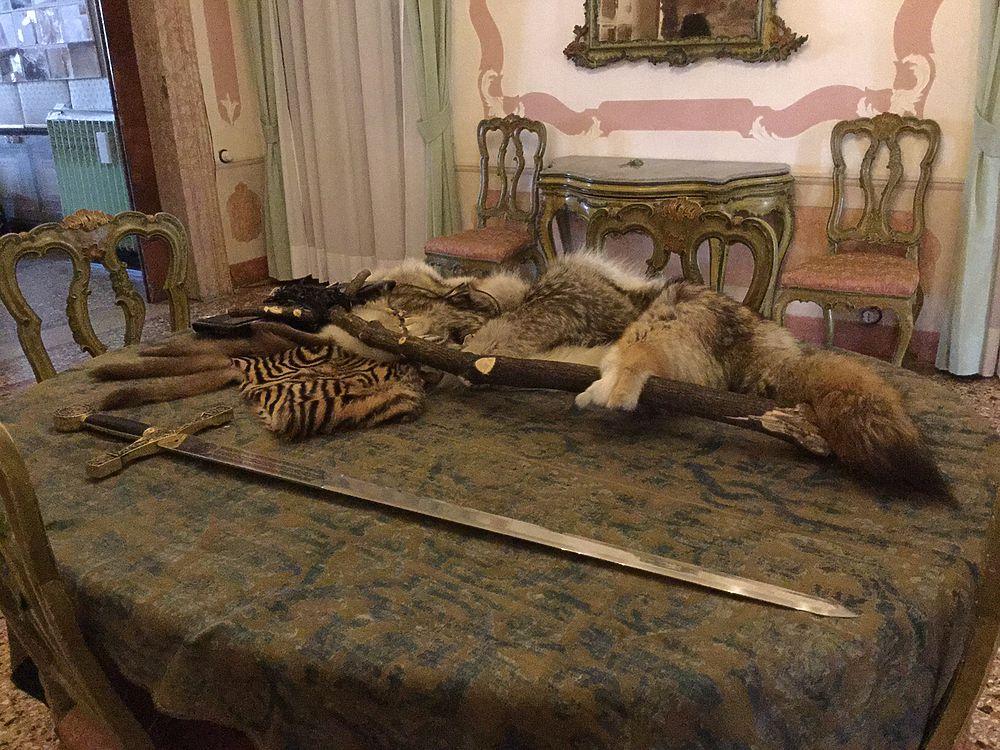Выставка Владимира Сорокина на Венецианской биеннале