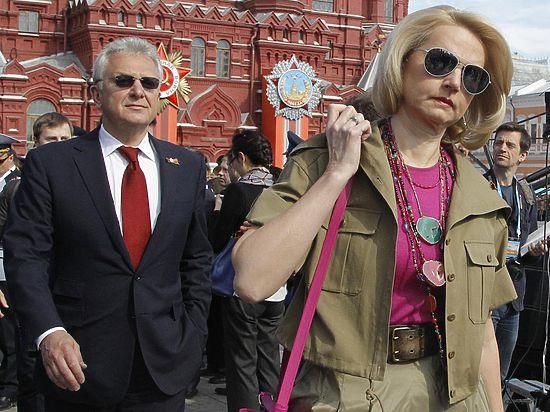 В центр Москвы граждан начнут пускать к трем часам