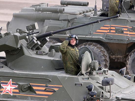Москва в ожидании Парада Победы