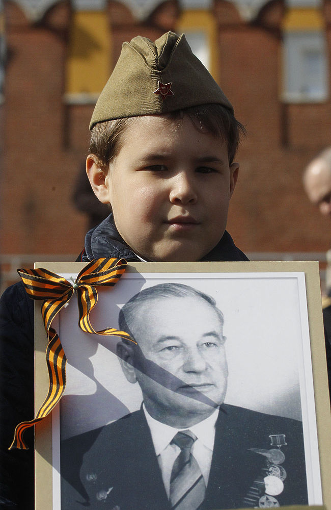 Гости парада Победы в Москве
