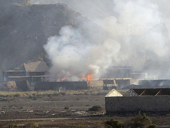 Хуситы согласились на пятидневное перемирие в Йемене