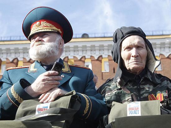 «МК» удалось пообщаться с Сергеем Крупко, фотография которого на параде Победы наделала немало шуму в соцсетях