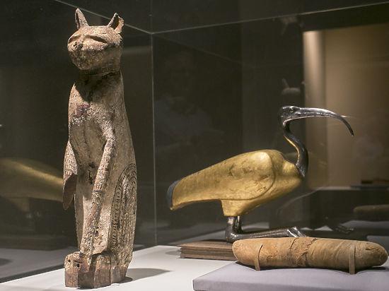 Большинство древнеегипетских мумий являются пустышками
