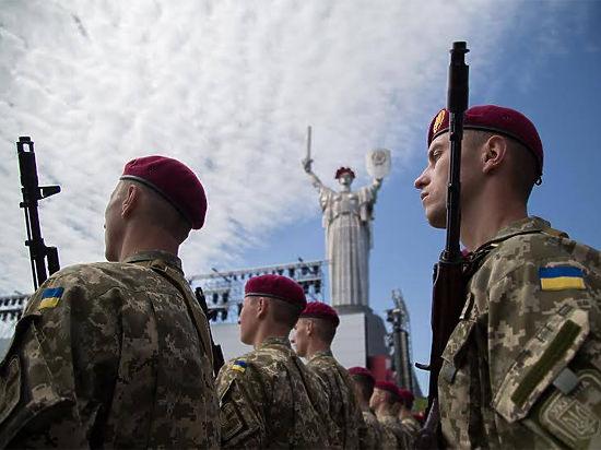 На Украине принят закон о военном положении