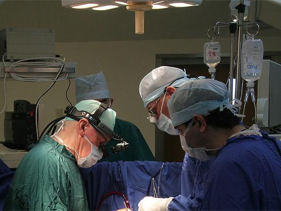 В московскую клинику доставили москвича с «синдромом Кая»