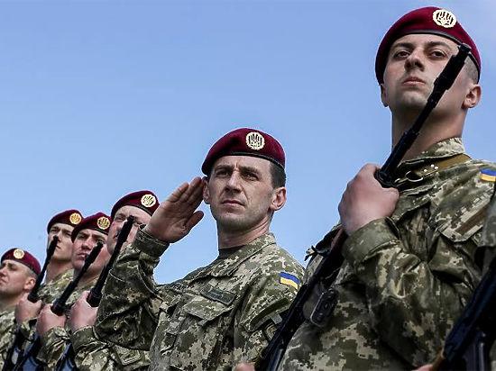 Рада приняла в первом чтении законопроект о службе иностранцев в армии Украины