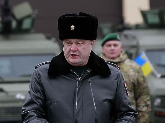 Порошенко готовится отбить у ополченцев аэропорт Донецка