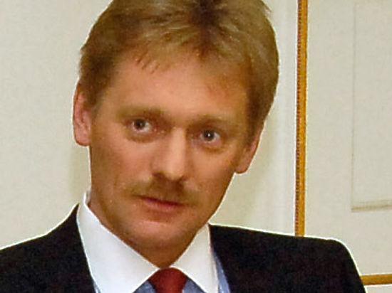 Песков рассказал, что Керри сам заговорил с Путиным о санкциях