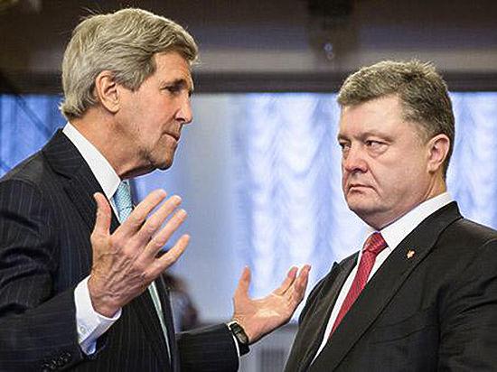 Керри посоветовал Порошенко забыть про аэропорт Донецка