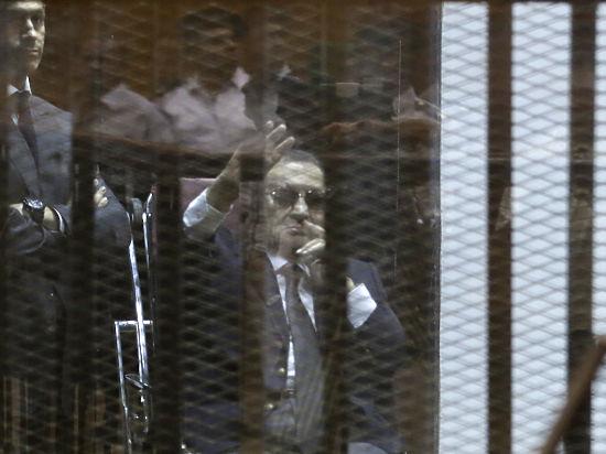Экс-президента Египта Хосни Мубарака освобождают из-под стражи