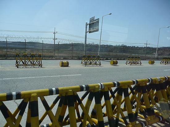 Корреспондент «МК» побывал на границе между Южной и Северной Кореей