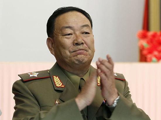 Новость о расстреле министра обороны КНДР вызывает сомнение