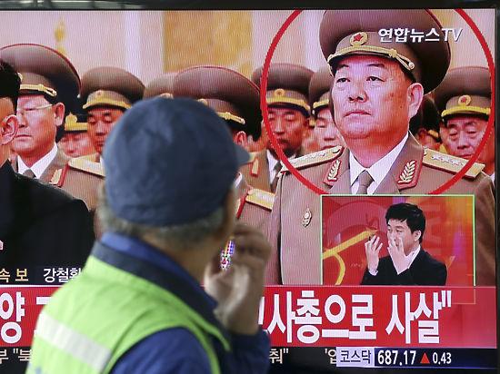 При этом отмечается, что вскоре после посещения главой оборонного ведомства российской столицы северокорейский лидер отменил свой визит вРФ наДень Победы