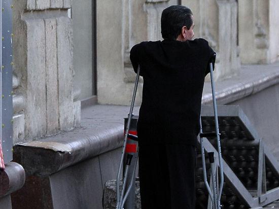 Тяжела инезавидна жизнь простого инвалида
