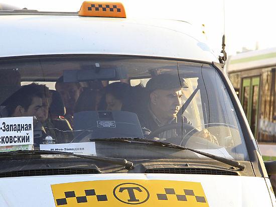 Водителей маршруток не смогли напугать новостью про ограничение скорости